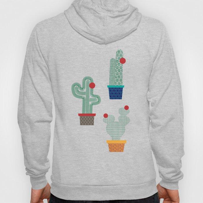 We are 3 cactus! Hoody