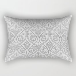 Gothic Pattern | Filigri | Ory | Boho | Gypsy | Hippie Rectangular Pillow