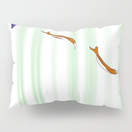 The Fox and the Grape Pillow Sham