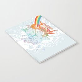 I Am Loved ( fish sandwich ) Notebook