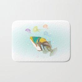 Triggerfish Bath Mat