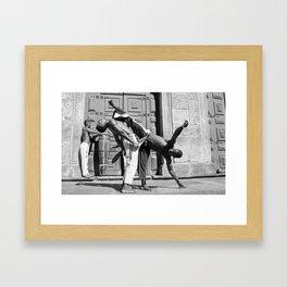 Capoeira c.1996 Framed Art Print