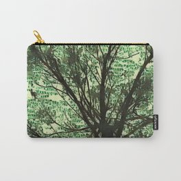 Money tree Carry-All Pouch