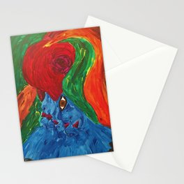Movement Abbreviated Stationery Cards