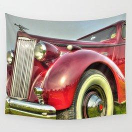 Packard Type 138 Vintage Saloon Car Wall Tapestry