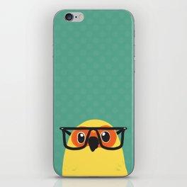 Nerd Bird iPhone Skin