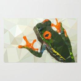 Treefrog Rug