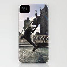 water dance Slim Case iPhone (4, 4s)