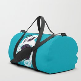 Record Bear Duffle Bag