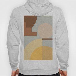 geometric abstract 33 Hoody