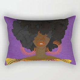 CULTURALLY SUPREME Rectangular Pillow