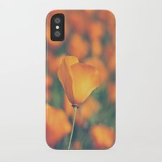 Poppyland Slim Case iPhone X