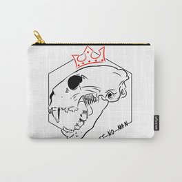 Trust No Man Carry-All Pouch