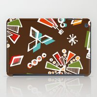 solar system iPad Cases featuring Solar System by Holly Helgeson