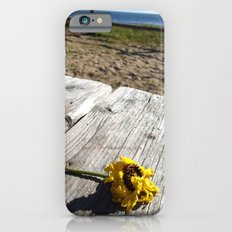 flower by the sea Slim Case iPhone 6s