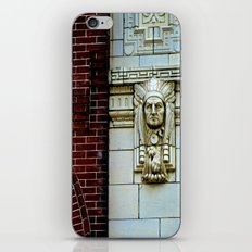 The Bricks & The Chief iPhone & iPod Skin