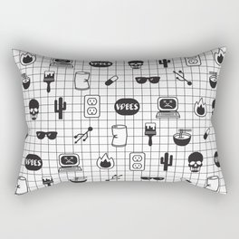 SUBVERSION Rectangular Pillow