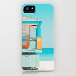 Santa Monica / California iPhone Case