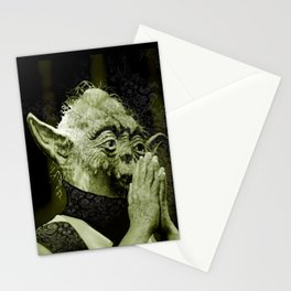 The DalaiYOda Stationery Cards