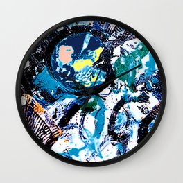 Night out at the Concert         by Kay Lipton Wall Clock