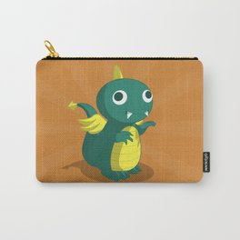 The Dino-zoo: Bat-saurus Carry-All Pouch
