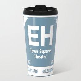 Town Square Theater element Travel Mug