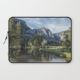 Yosemite Falls from Cook's Meadow Laptop Sleeve