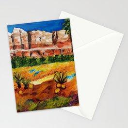Courthouse Butte Rock, Sedona Arizona Stationery Cards