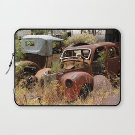 End of the Road Laptop Sleeve