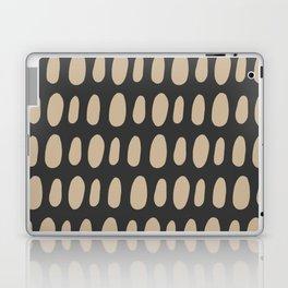 Brush Strokes Gold Laptop & iPad Skin