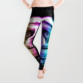Space Dog Leggings