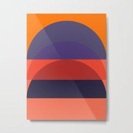 Spring- Pantone Warm color 05 Metal Print