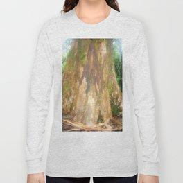 "Mountain Ash Tree (Aka ""The Big Boy"") Long Sleeve T-shirt"