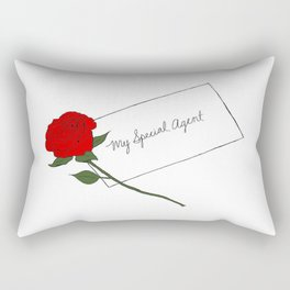 Twin Peaks - My Special Agent Rectangular Pillow