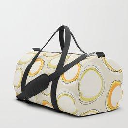 Solar Eclipse MCM Lines Duffle Bag