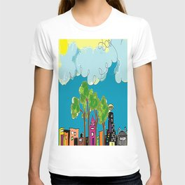 JL The City View T-shirt