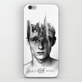 New York is on my mind iPhone Skin