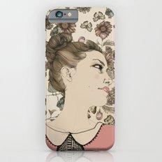 Vintage Girl Slim Case iPhone 6s