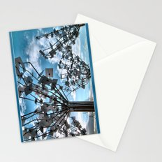 Plastic Forest Stationery Cards