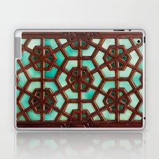 Turquoise orient Laptop & iPad Skin