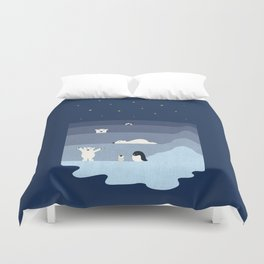 now you see me Duvet Cover