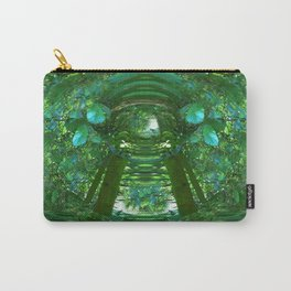Abstract Gazebo Carry-All Pouch