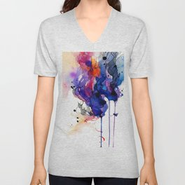 one and only Unisex V-Neck