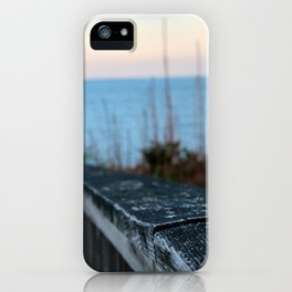 Weathered Down iPhone Case