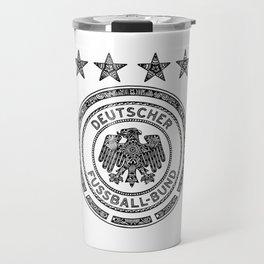 GERMANY NATIONAL FOOTBALL TEAM (DEUTSCHER FUSSBALL-BUND) Travel Mug