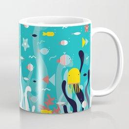 Deep in the sea Coffee Mug