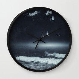 Horizon Glow Wall Clock