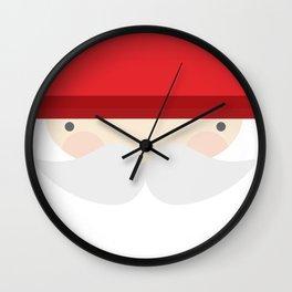 Santa I Wall Clock