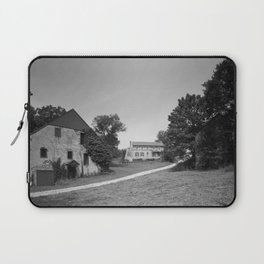 Mill Tract Farm, PA 1958 Laptop Sleeve