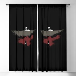 Attack OT Blackout Curtain